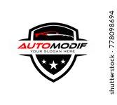 auto car logo   Shutterstock .eps vector #778098694