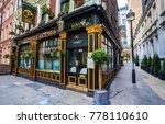 london  uk   3 11.2017 the...   Shutterstock . vector #778110610