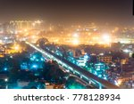 aerial view of the cityscape of ...   Shutterstock . vector #778128934