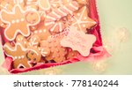 packaging traditional home made ... | Shutterstock . vector #778140244