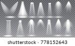 scene illumination collection ...   Shutterstock .eps vector #778152643