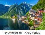 scenic picture postcard view of ... | Shutterstock . vector #778241839