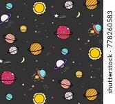 illustration background of... | Shutterstock . vector #778260583