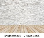 pattern of rough white... | Shutterstock . vector #778353256