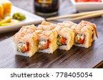 sushi menu. japanese food.   Shutterstock . vector #778405054