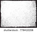 vector grunge frame.grunge... | Shutterstock .eps vector #778410208