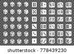creative vector illustration of ... | Shutterstock .eps vector #778439230