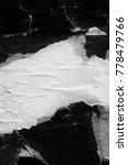 old grunge ripped torn vintage... | Shutterstock . vector #778479766
