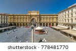 Republic Square Timelapse With...