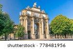 triumphal arch of lorraine... | Shutterstock . vector #778481956