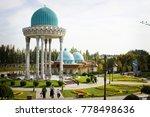 tashkent  uzbekistan   october... | Shutterstock . vector #778498636