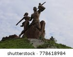 the highest statue of the world ... | Shutterstock . vector #778618984