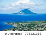 aerial view of the coast of st...   Shutterstock . vector #778621393