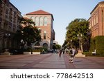 university of southern... | Shutterstock . vector #778642513