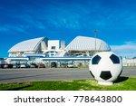 sochi  russia   december 12 ... | Shutterstock . vector #778643800