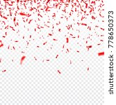 christmas  valentines day red... | Shutterstock .eps vector #778650373