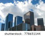 los angeles  california usa  ... | Shutterstock . vector #778651144
