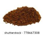 clove ground spice | Shutterstock . vector #778667308