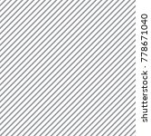 pattern stripe seamless gray... | Shutterstock .eps vector #778671040