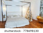 classic christmas and new year... | Shutterstock . vector #778698130
