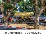 tel aviv  israel   december 15  ... | Shutterstock . vector #778703260
