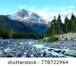 focus stacked image of mount... | Shutterstock . vector #778722964