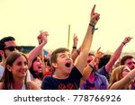 valencia  spain   jun 11  the... | Shutterstock . vector #778766926