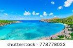 Hanauma Bay In Oahu Hawaii