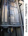Lift Car Under Inside Elevator...