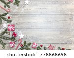 beautiful christmas picture... | Shutterstock . vector #778868698