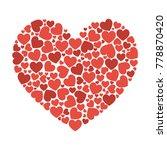 happy valentine's day  14... | Shutterstock .eps vector #778870420