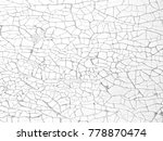 white wall background with... | Shutterstock . vector #778870474