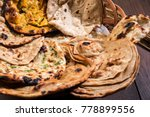 Assorted Indian Bread Basket...