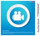 photo camera icon  | Shutterstock .eps vector #778900840