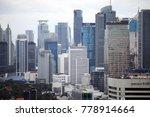 jakarta  java   indonesia  ... | Shutterstock . vector #778914664