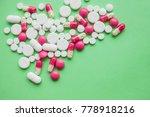 pharmaceutical drug  medicine... | Shutterstock . vector #778918216