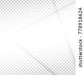 halftone white background.... | Shutterstock .eps vector #778918624
