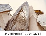 paris  france   october 05 2017 ... | Shutterstock . vector #778962364