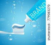 Whitening Toothpaste Ads....