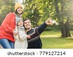 family  season  relationship... | Shutterstock . vector #779127214