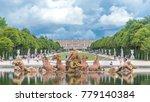 Apollo Fountain In The...