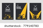 Drum School Poster Concepts....