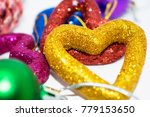 new year's toy. a photo of a... | Shutterstock . vector #779153650