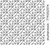 seamless surface pattern design ... | Shutterstock .eps vector #779202574