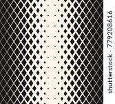 vector geometric seamless...   Shutterstock .eps vector #779208616