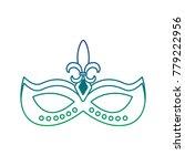 carnival accessory icon image  | Shutterstock .eps vector #779222956