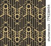 vector modern tiles pattern.... | Shutterstock .eps vector #779238454