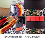 shopping sale concept. sale in... | Shutterstock . vector #779259304