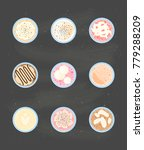 collection of different...   Shutterstock .eps vector #779288209