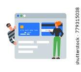 vector illustration of a... | Shutterstock .eps vector #779315038
